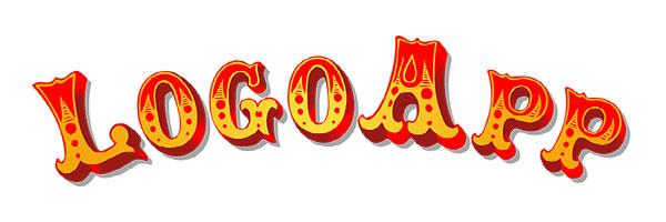 Logo App - Schriftzug